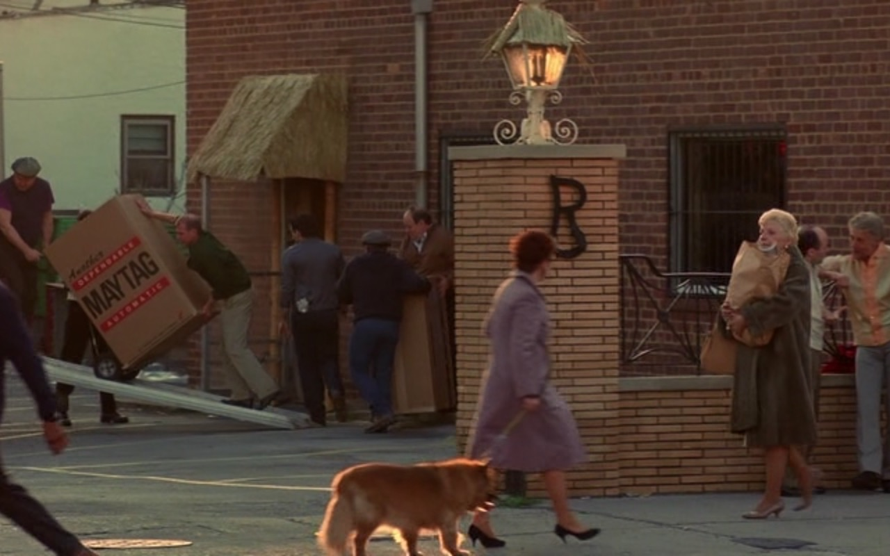 Maytag – Goodfellas (1990) Movie Product Placement