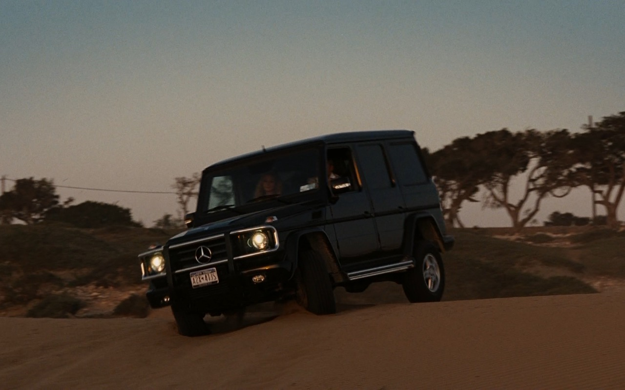 Mercedes-Benz G-Class Car - Sex and the City 2 (2010) Movie Product Placement