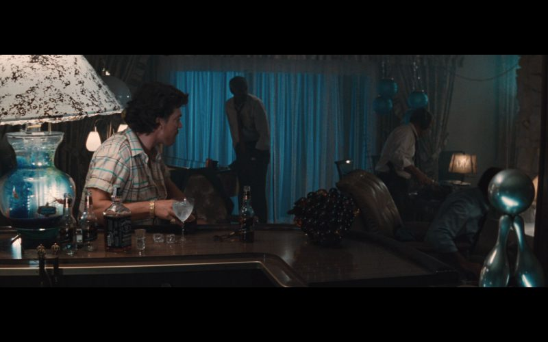 Miller Beer Bottles and Jack Daniel's Tennessee Whiskey – Thelma & Louise (1)