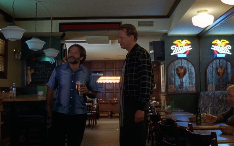 Miller Brewing Company (Beer Neon Signs) – Good Will Hunting (1)
