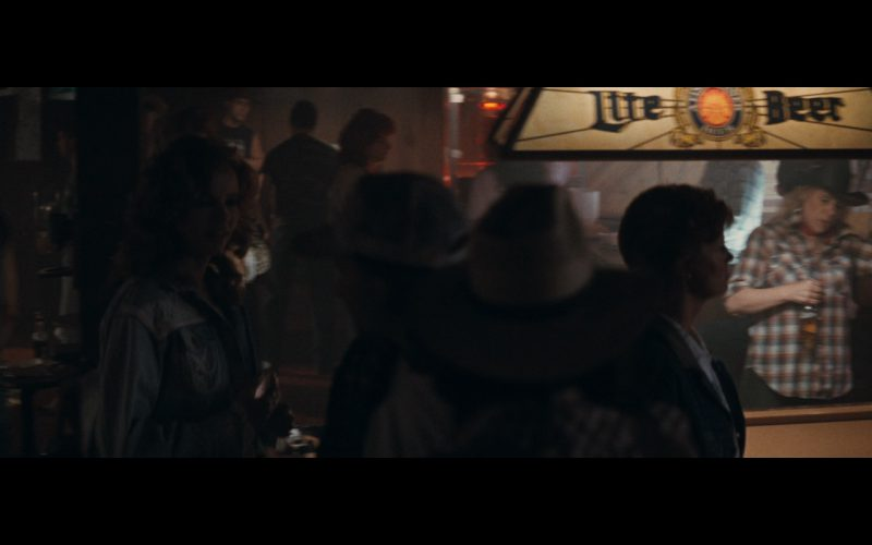 Miller Lite Beer Signs – Thelma & Louise (1991) Movie Product Placement
