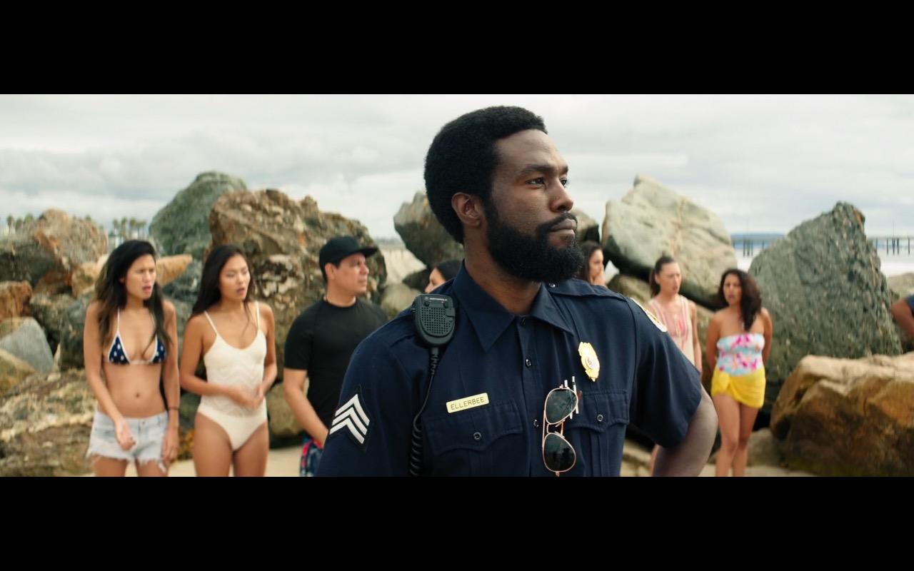 Motorola Radio – Baywatch (2017) Movie Product Placement