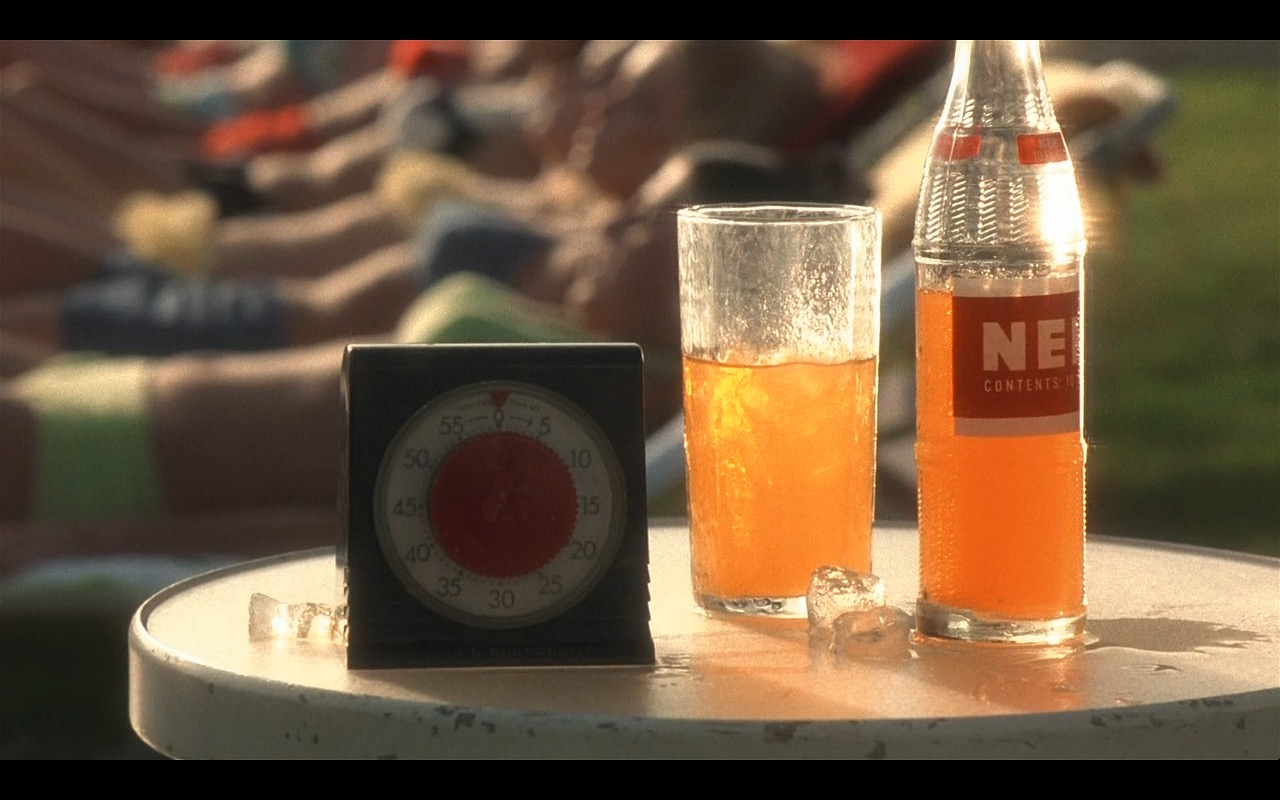 Nehi Orange Soda – Catch Me If You Can (2002) - Movie Product Placement
