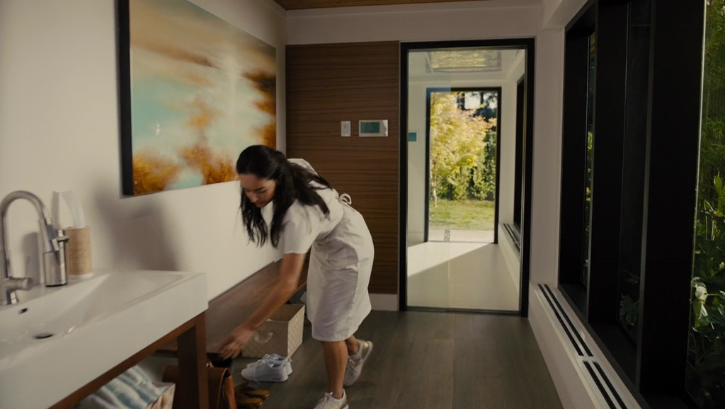New Balance Sneakers Worn by Ana de la Reguera in Everything, Everything (2017) Movie Product Placement