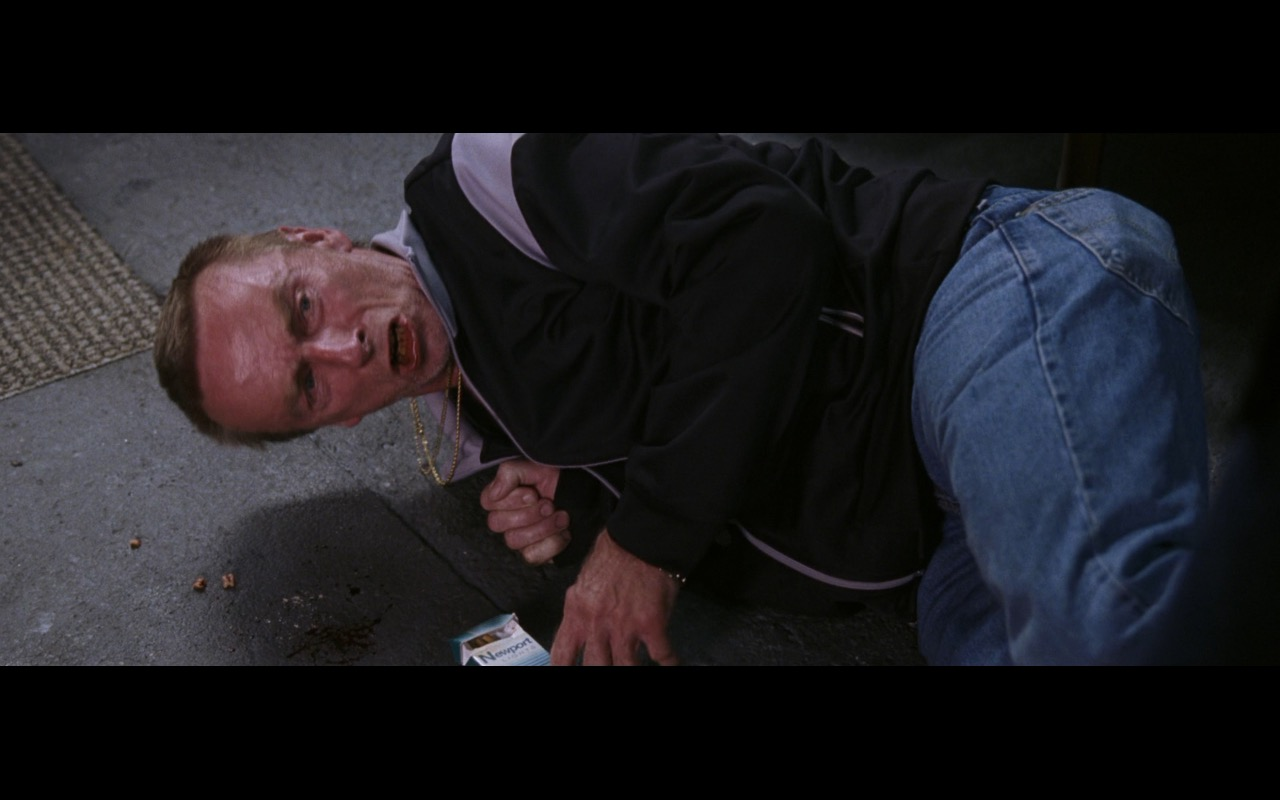 Newport Cigarettes – The Departed (2006) Movie Product Placement