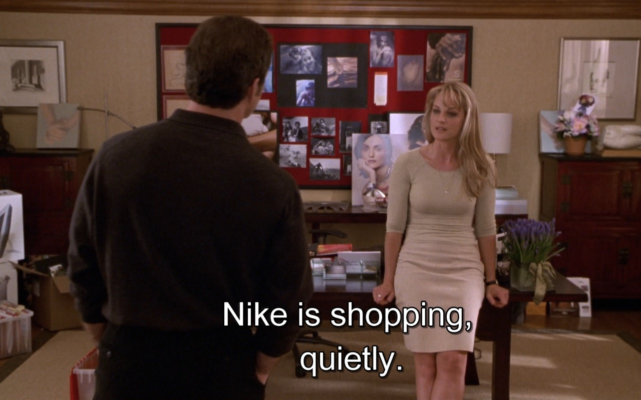 Nike – What Women Want (2000) - Movie Product Placement