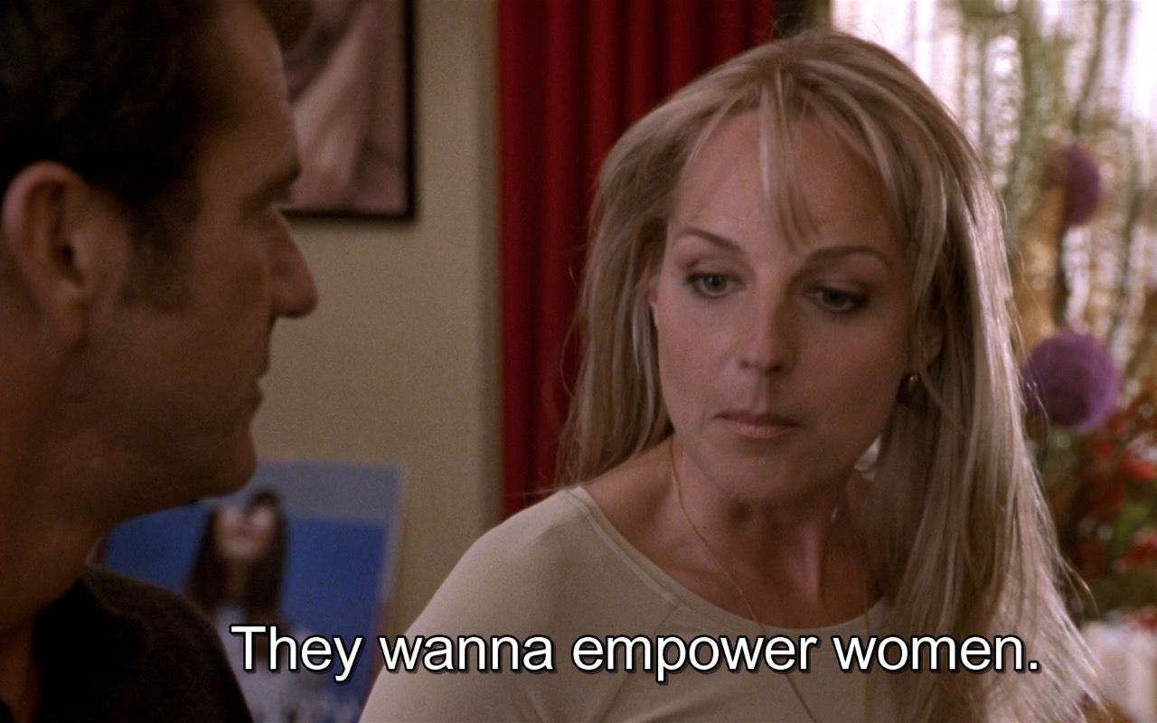Nike – What Women Want (2000) Movie Product Placement
