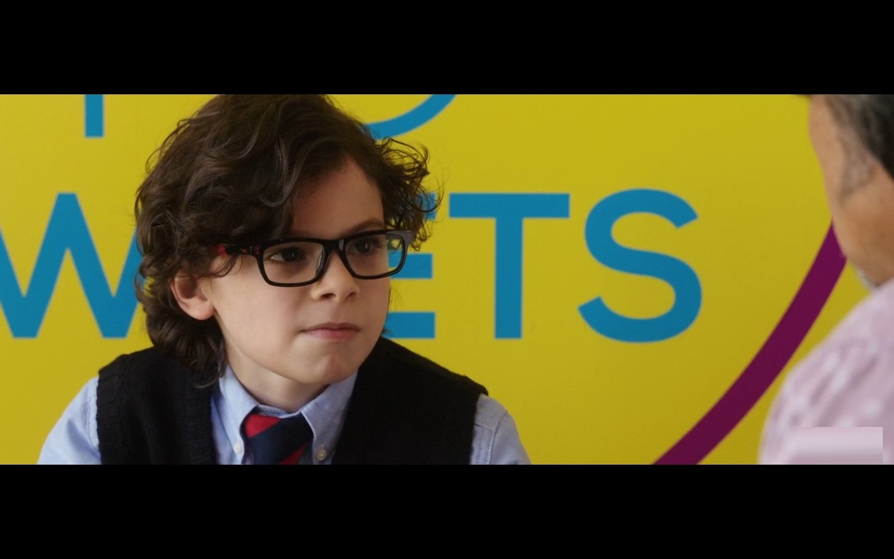 Nike 5535 Boys' Glasses - How to Be a Latin Lover (2017) Movie Product Placement