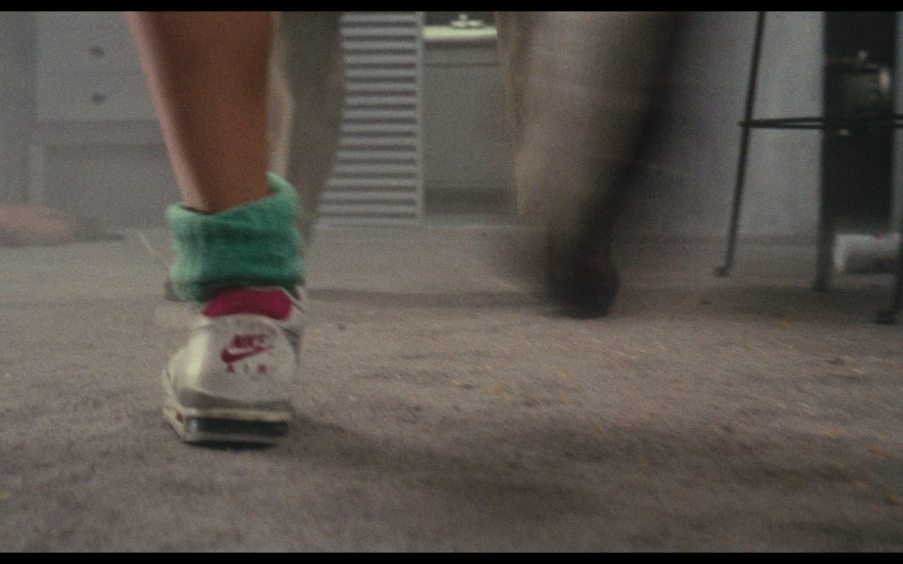 Nike Air Women's Sneakers – Total Recall (1990) Movie Product Placement