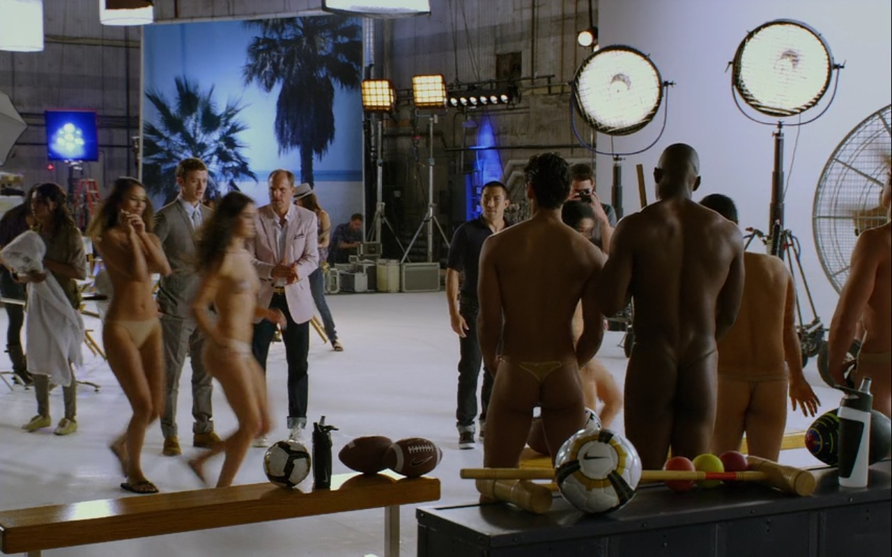 Nike Balls – Friends with Benefits (2011) Movie Product Placement
