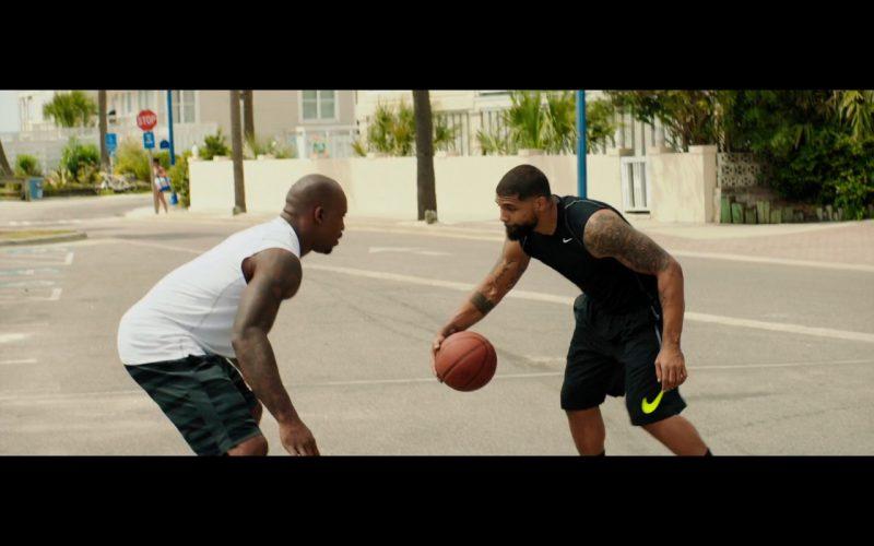 Nike Black T-Shirt And Shorts – Baywatch (1)