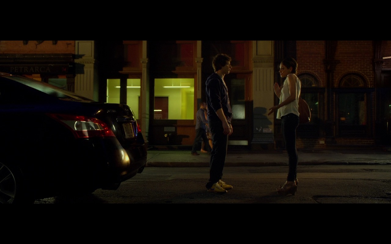 Nike Sneakers – Friends with Benefits (2011) Movie Product Placement