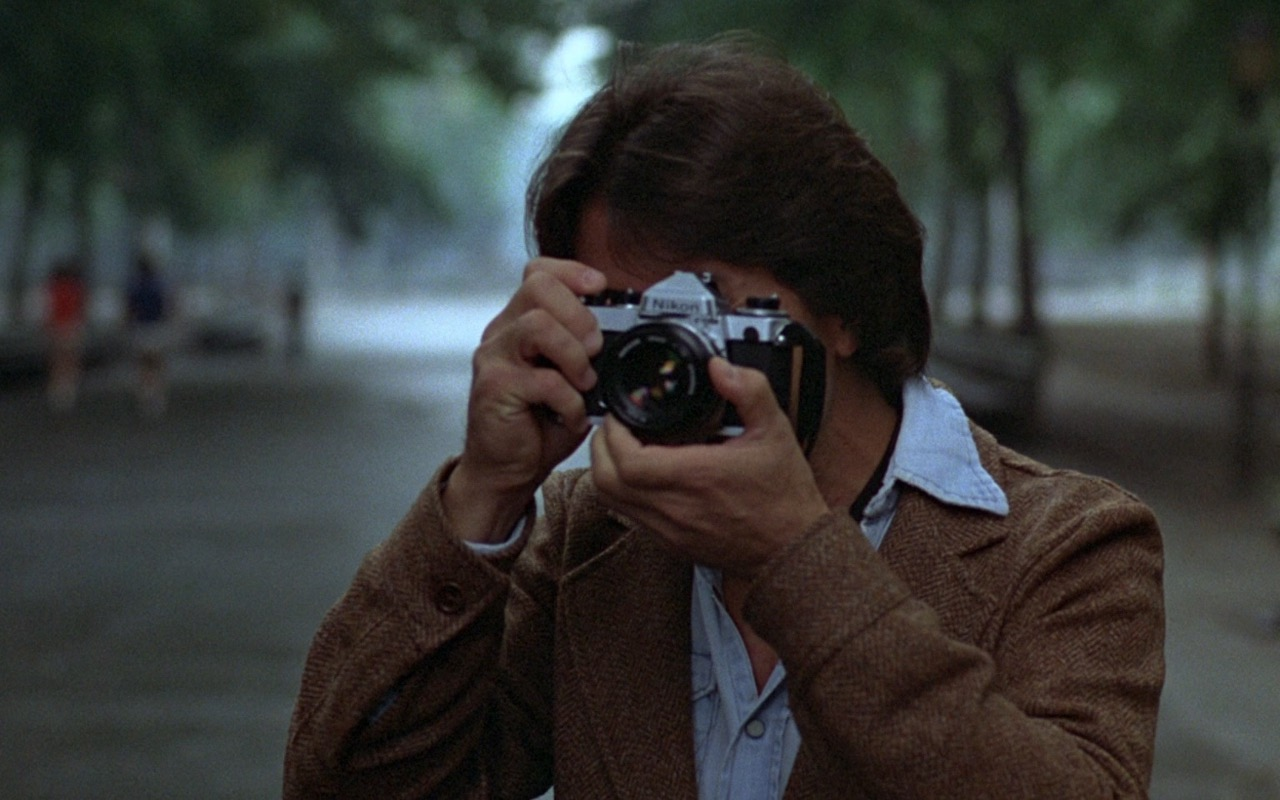 Nikon Photo Camera – Kramer vs. Kramer (1979) Movie Product Placement