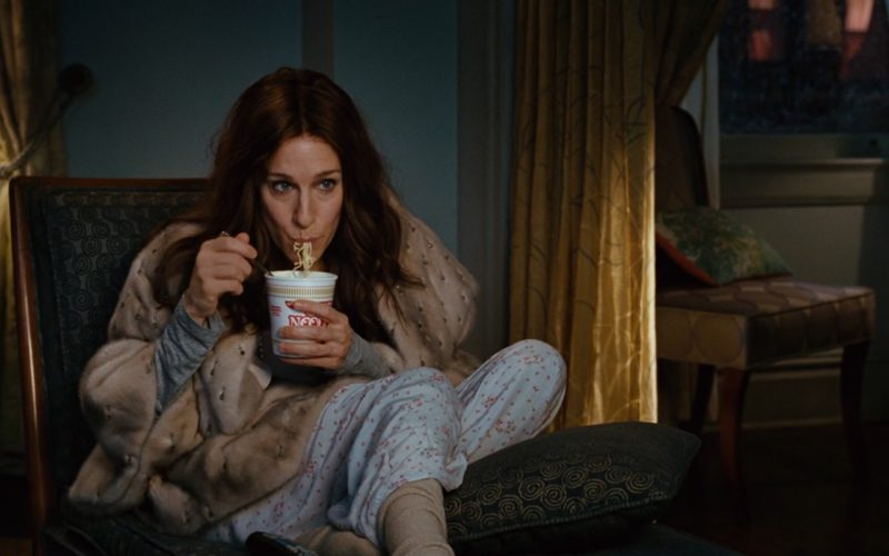 Nissin Cup Noodles – Sex and the City (1)