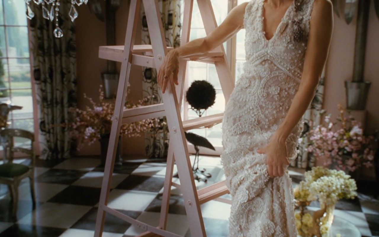 Oscar de la Renta Wedding Dress – Sex and the City (2008) Movie Product Placement