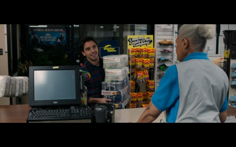 POS-X, Windmill Vitamins, The Weather Station Umbrellas, Marlow Candy and Nut Company, Red Bull – Rough Night (1)