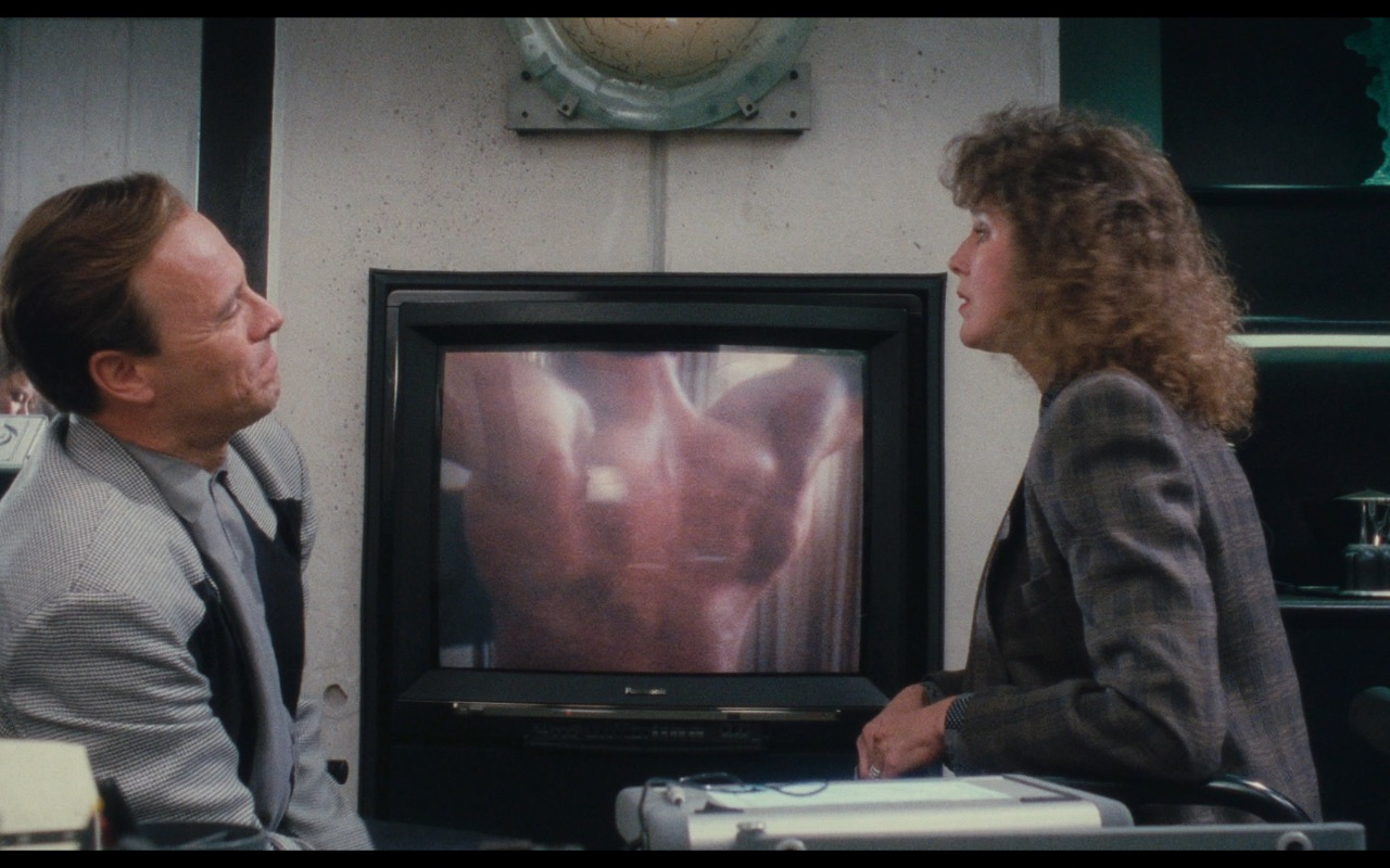 Panasonic TV – Total Recall (1990) Movie Product Placement
