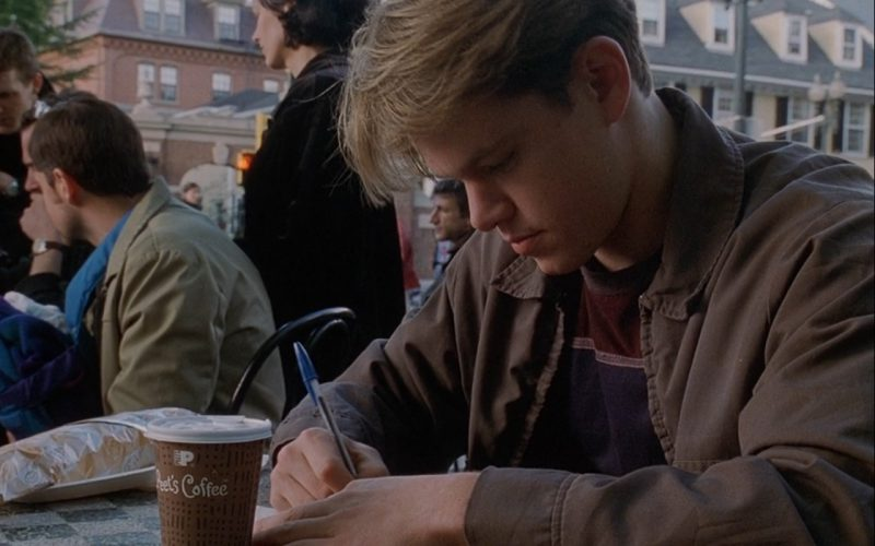 Peet's Coffee & Tea – Good Will Hunting (2)