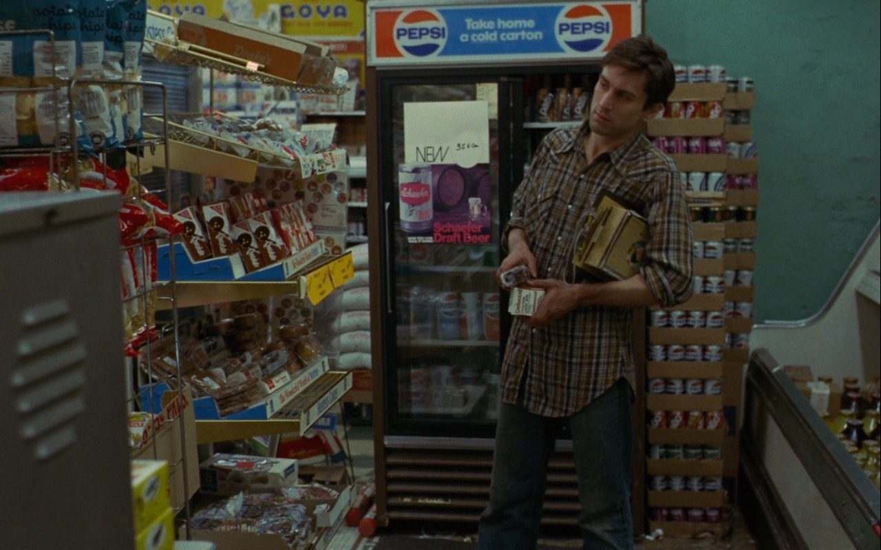 Pepsi – Taxi Driver (1976) Movie Product Placement