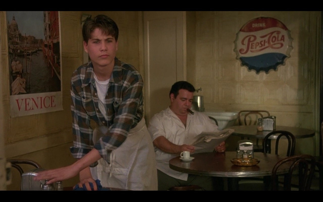 Pepsi Cola Vintage Signs – Goodfellas (1990) Movie Product Placement