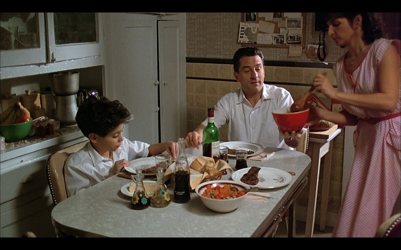 Pepsi Drinks – A Bronx Tale (1993) Movie Product Placement