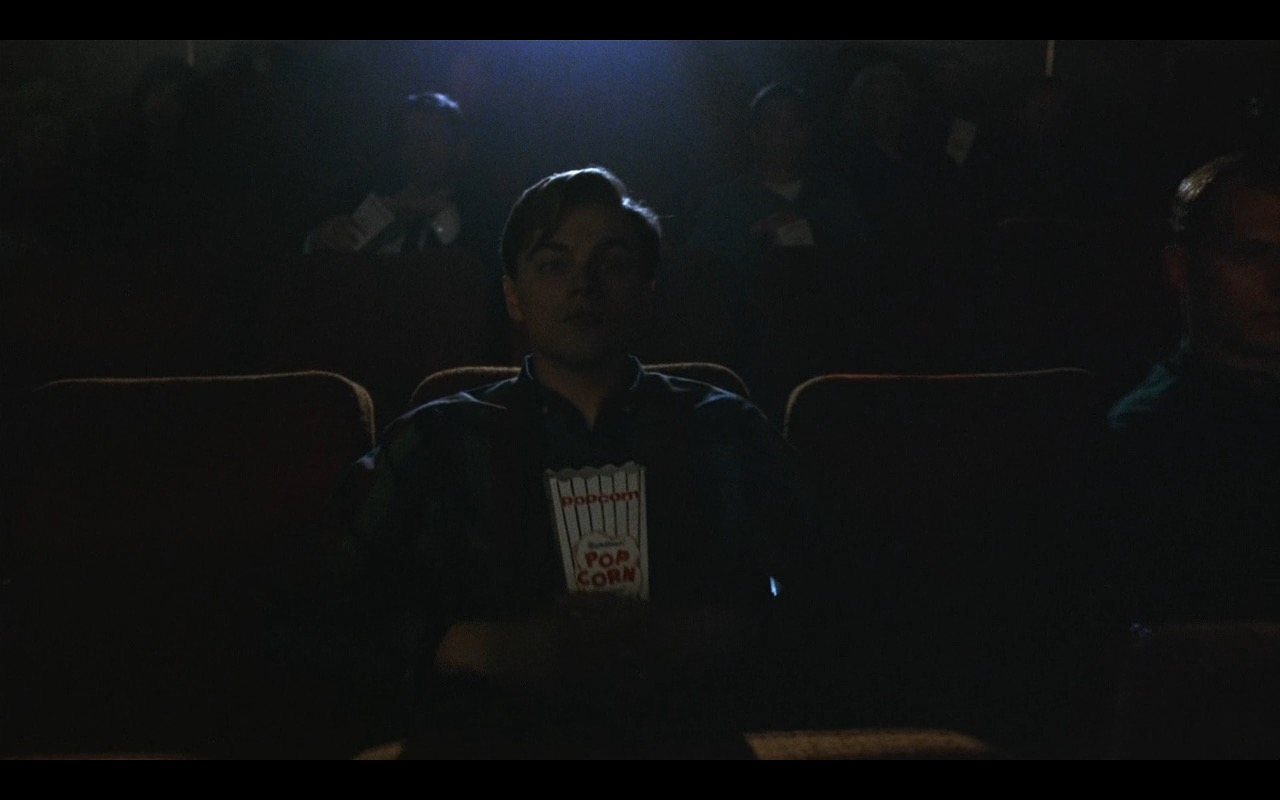 Popcornopolis Popcorn – Catch Me If You Can (2002) Movie Product Placement