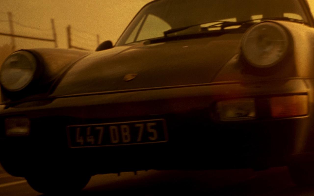Porsche 911 Turbo Car Bad Boys 1995 Movie