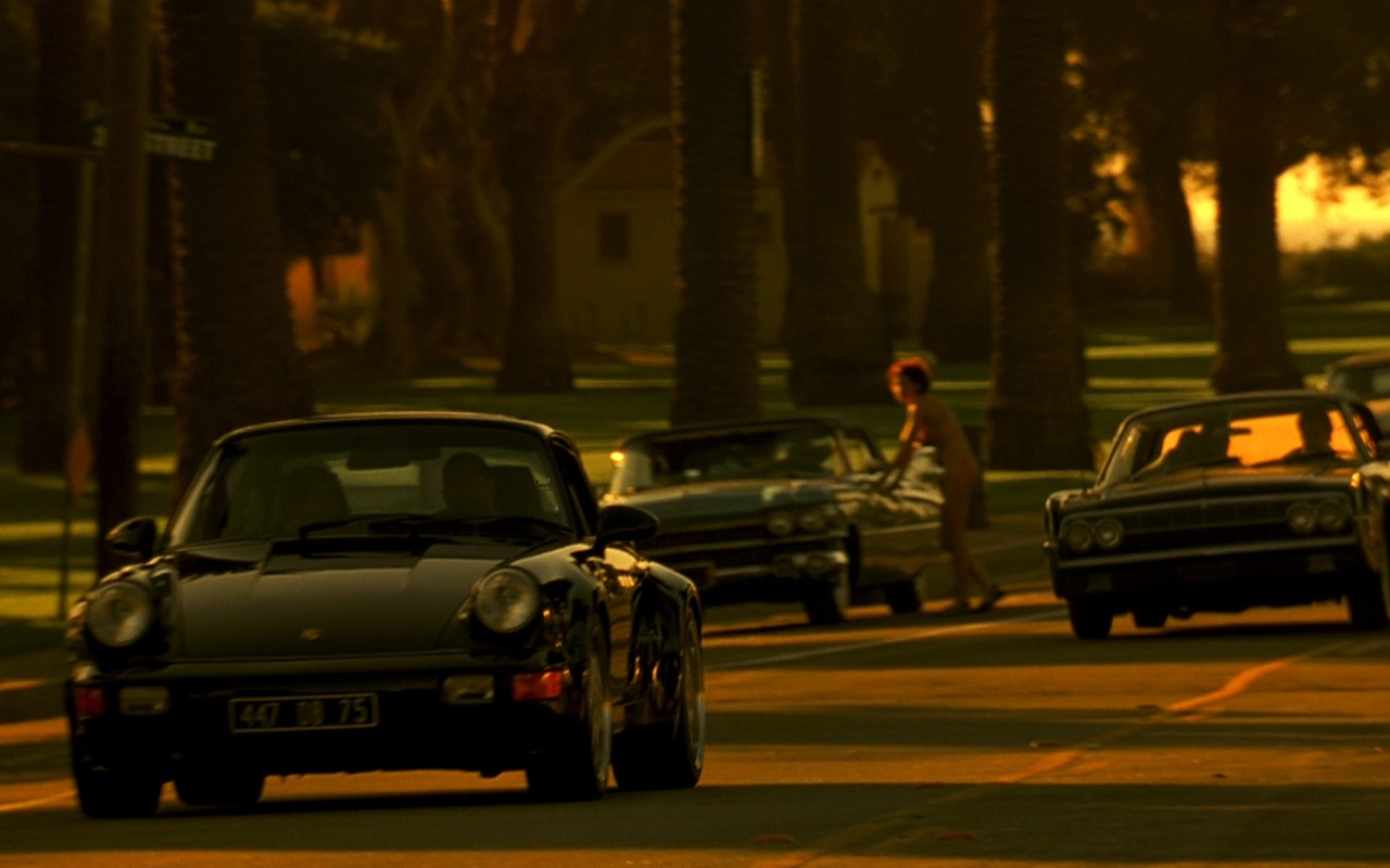 Porsche 911 Turbo Car – Bad Boys (1995) Movie Product Placement