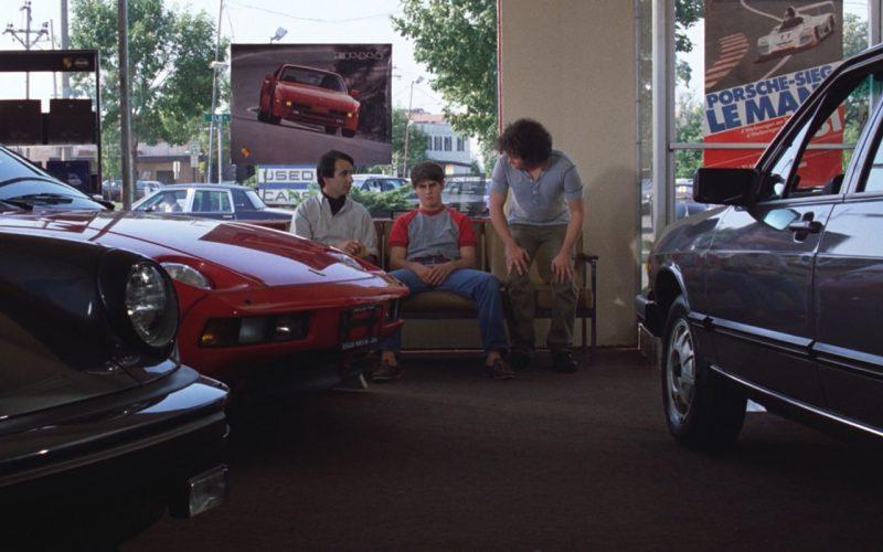 Porsche Cars – Risky Business (1)