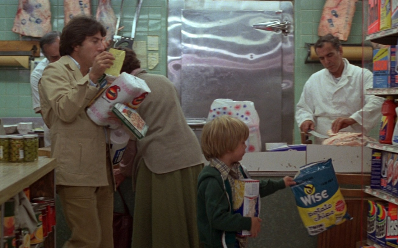 Potato Chips by Wise Foods - Kramer vs. Kramer (1979) Movie Product Placement