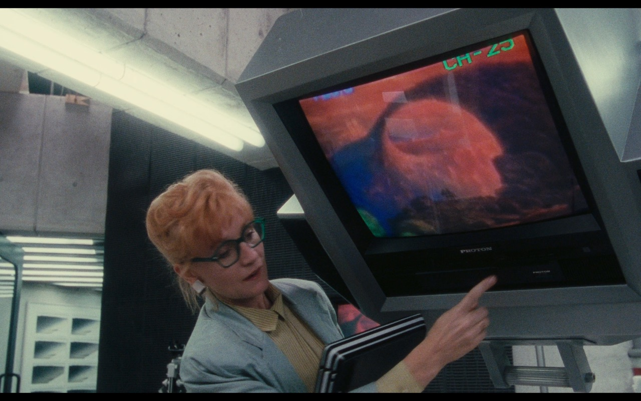 Proton TV/Monitors – Total Recall (1990) Movie Product Placement