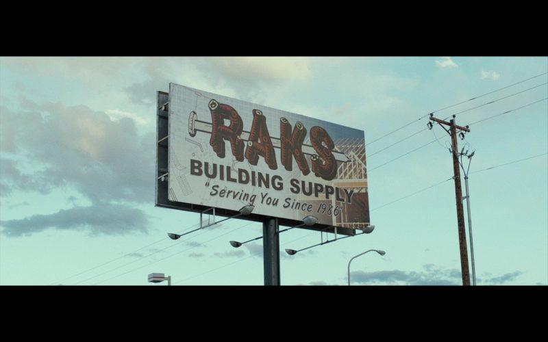 RAKS Building Supply – Shot Caller (2017)