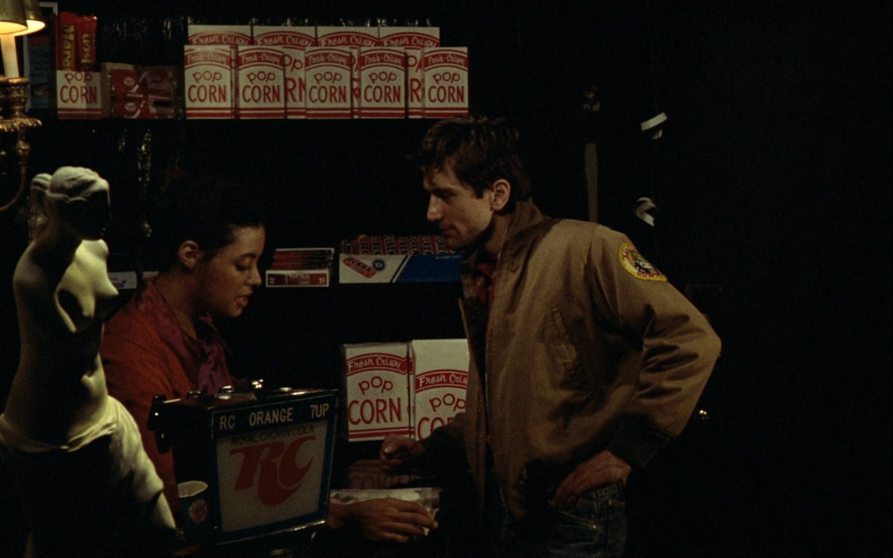 RC Cola – Taxi Driver (1976) Movie Product Placement