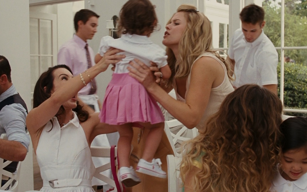 Ralph Lauren Toddler Girls' Shoes - Sex and the City 2 (2010) - Movie Product Placement