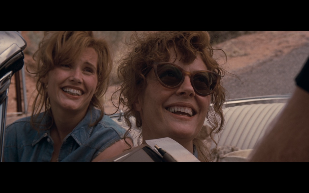 Ray-Ban Women's Sunglasses – Thelma & Louise (1991) Movie Product Placement
