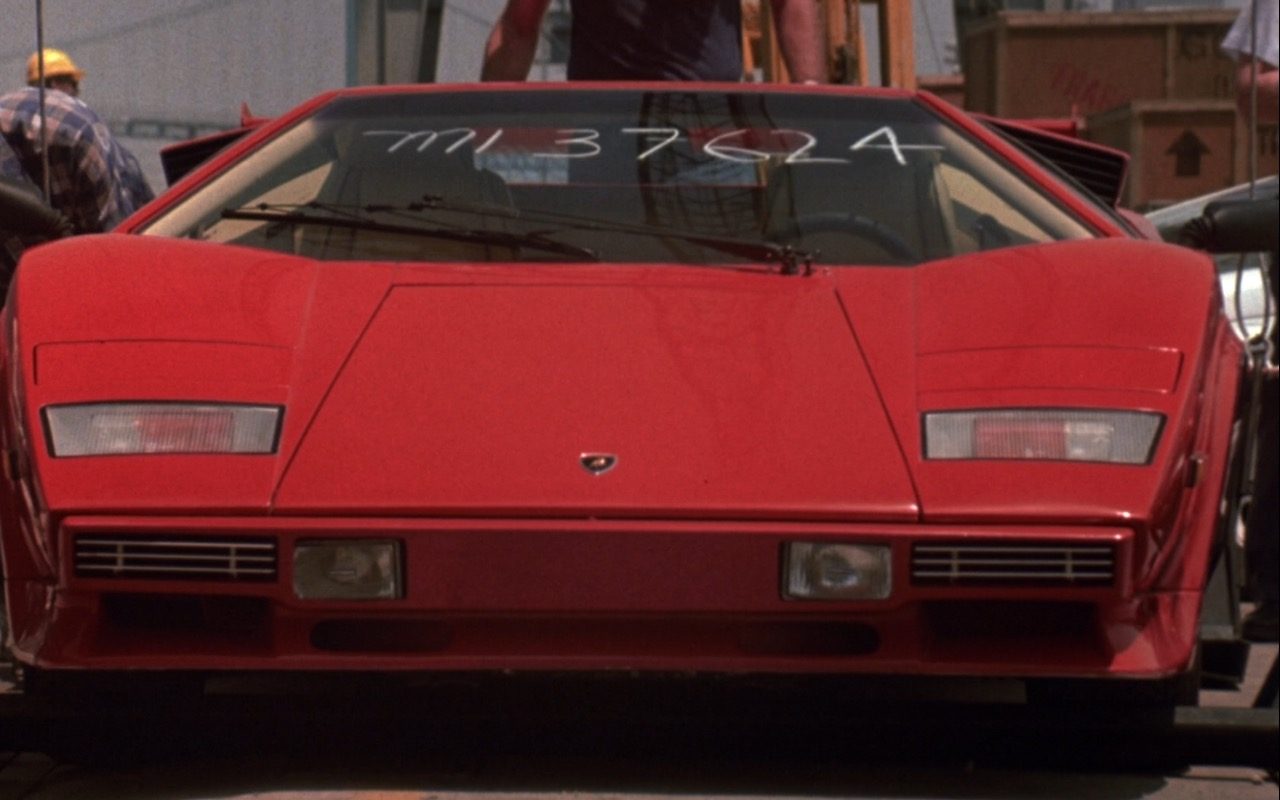 red lamborghini countach rain man 1988 movie scenes. Black Bedroom Furniture Sets. Home Design Ideas