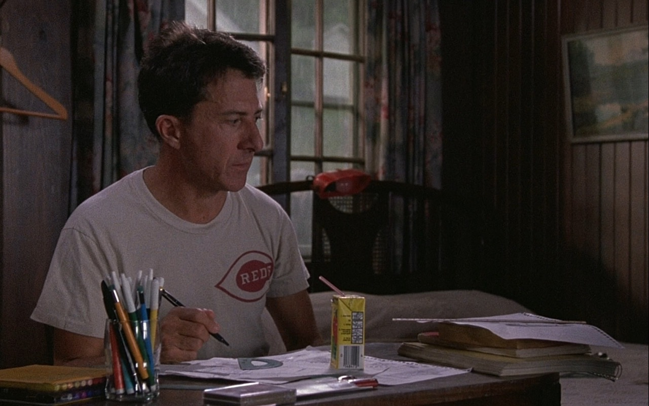 Reds Tee and Mott's Apple Juice – Rain Man (1988) Movie Product Placement