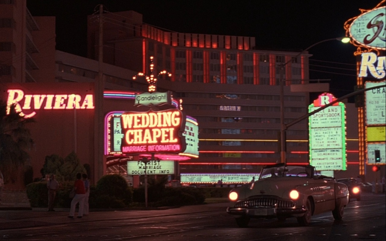 Riviera Hotel & Casino, Las Vegas – Rain Man (1988) Movie Product Placement