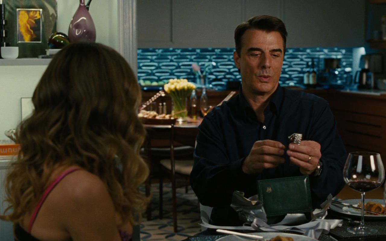 Rolex Men's Watches - Sex and the City 2 (2010) Movie Product Placement