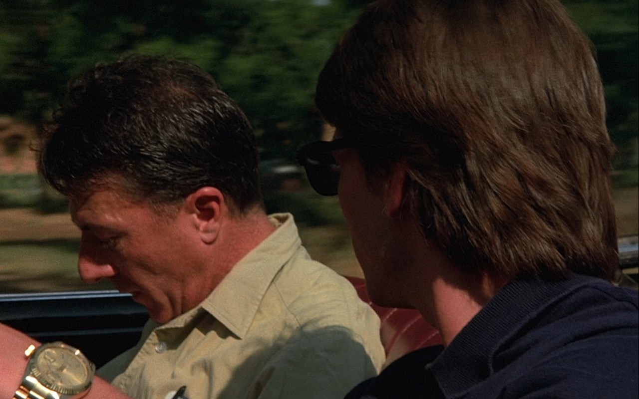 Rolex Watches – Rain Man (1988) Movie Product Placement