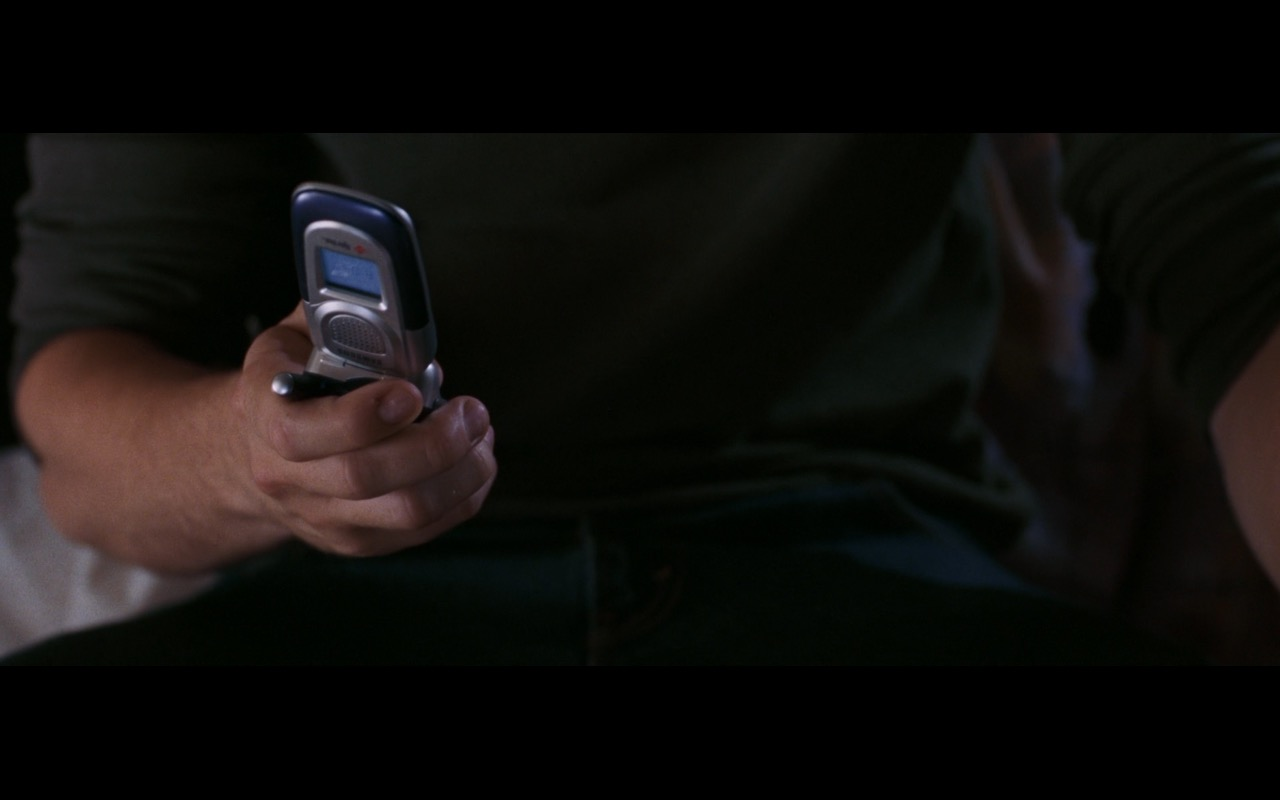 Samsung Phone And Sprint – The Departed (2006) Movie Product Placement