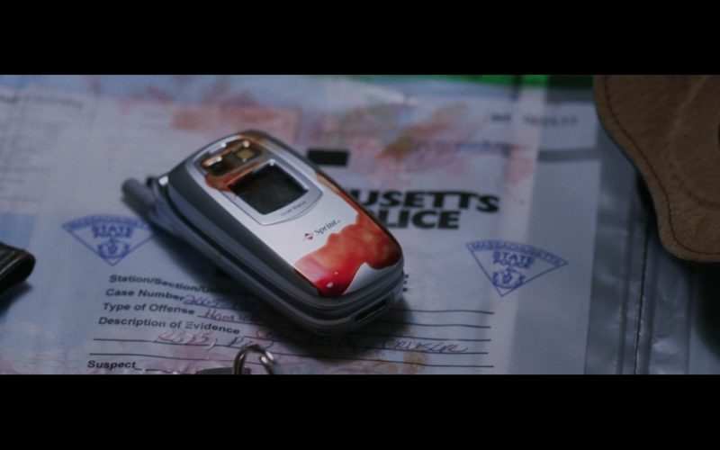 Sanyo Phone and Sprint – The Departed (1)