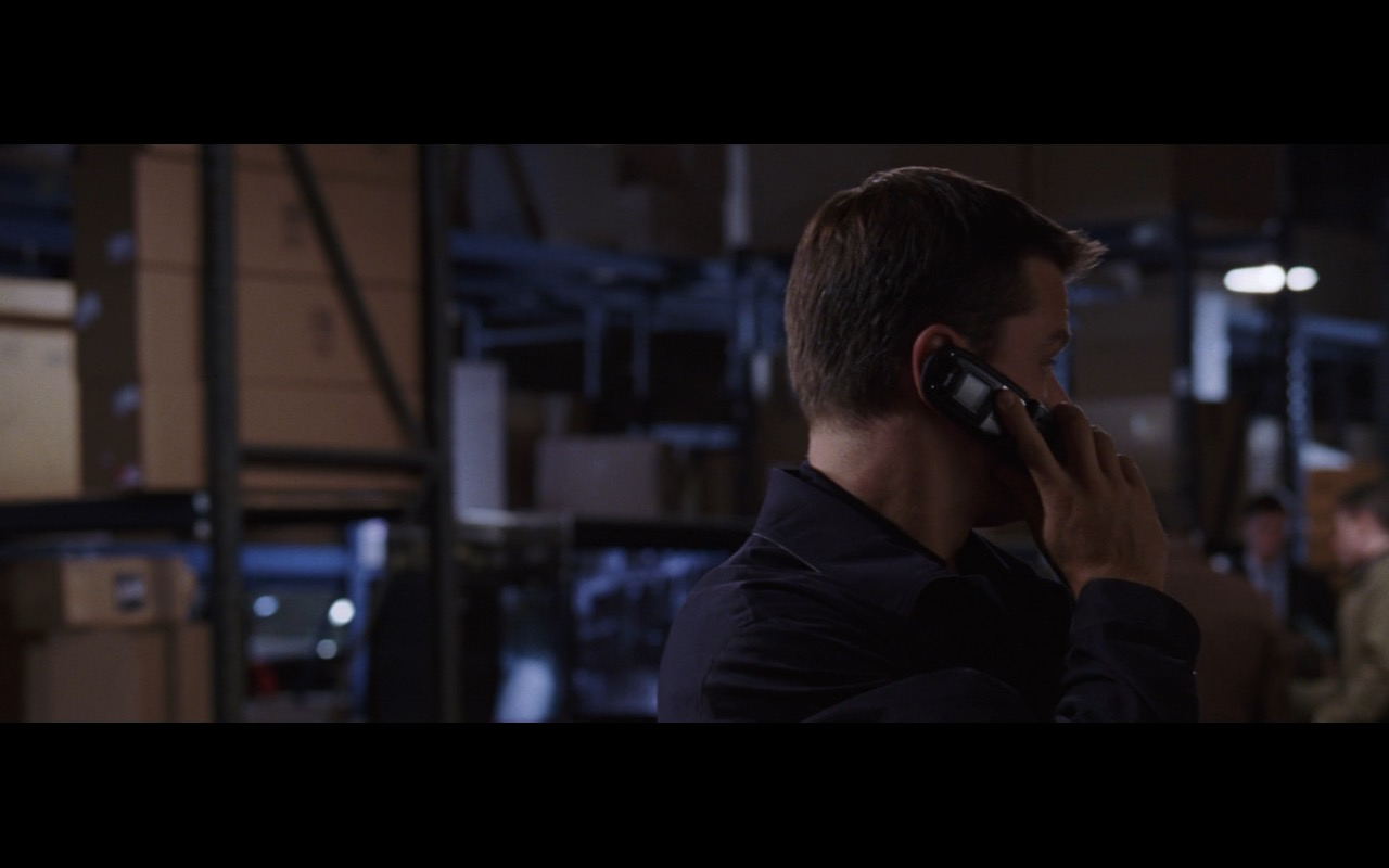 Sanyo Phone and Sprint – The Departed (2006) Movie Product Placement