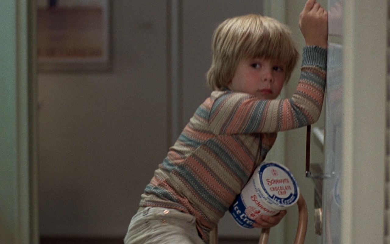 Schrafft's Ice Cream – Kramer vs. Kramer (1979) Movie Product Placement