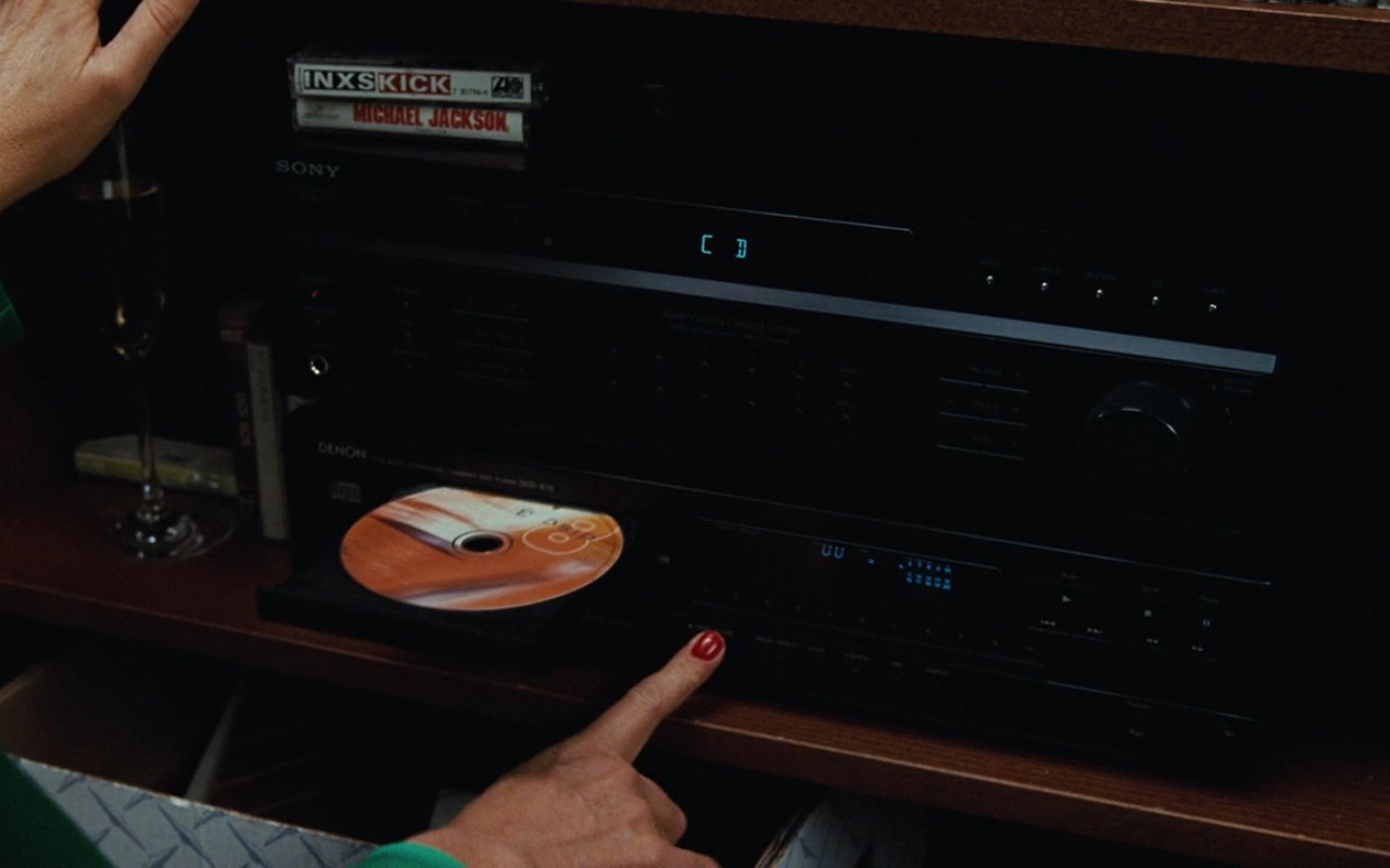 Sony And Denon – Sex and the City (2008) Movie Product Placement