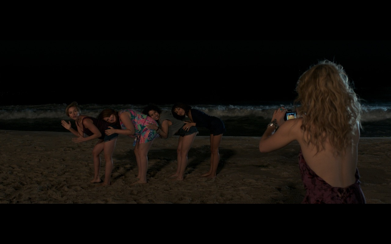 Sony Photo Camera - Rough Night (2017) Movie Product Placement