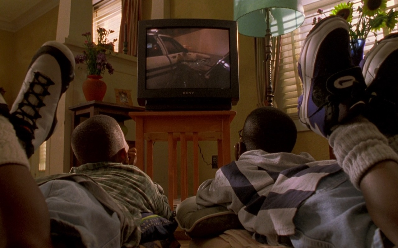 Sony TV and Nike Sneakers – Bad Boys (1995) Movie Product Placement