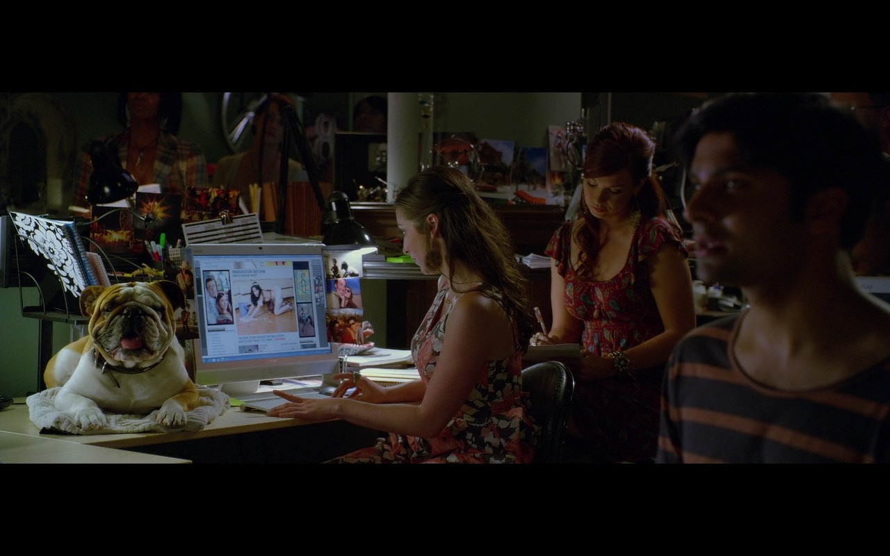 Sony Vaio Computers – Friends with Benefits (2011) - Movie Product Placement