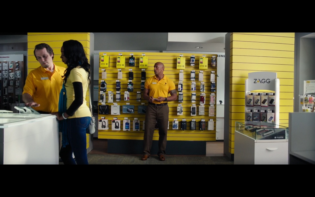 Sprint, Zagg, Samsung – Baywatch (2017) Movie Product Placement