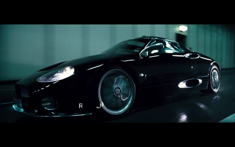 Spyker C8 Laviolette Car – Basic Instinct 2 (2)